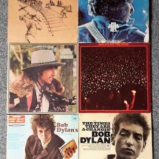 Bob Dylan - Diverse Titel - 2x LP Album (Doppelalbum), LP's - 1971/1979