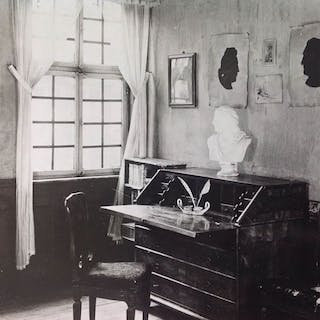 Dr Wolff and Tritschler - photograph of Goethe's study