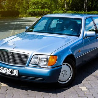 Mercedes-Benz - 500 SEL (W140) - 1992