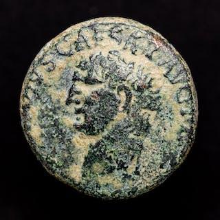 Römisches Reich - As - Claudius I (41 - 54 A.D.) Rome mint