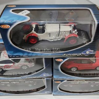 Solido - 1:43 - 25 Model Cars including two 'Limited Edition' models