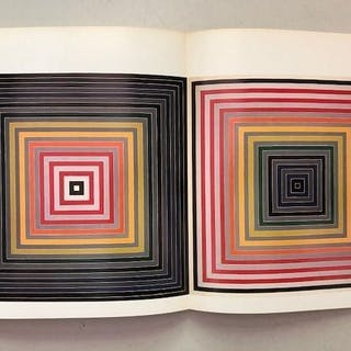 Frank Stella - Lot with 4 catalogues - 1970/1988