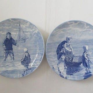 MOSA Maastricht - Teller, zu Joseph Israel (2) - Keramik