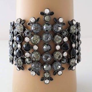Givenchy Pulsera de cristal Swarovski