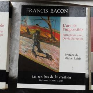 Francis Bacon - L'art de l'impossible - 1976