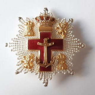 Spanien - Marine - Auszeichnung, Medallie - 1978