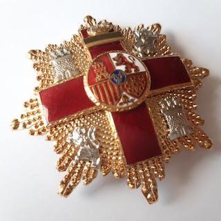 Spanien - Armee/Infanterie - Auszeichnung, Medallie - 2003