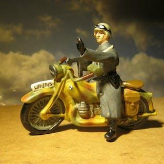 Lineol - Minifiguren - Motorrad Lineol-Like