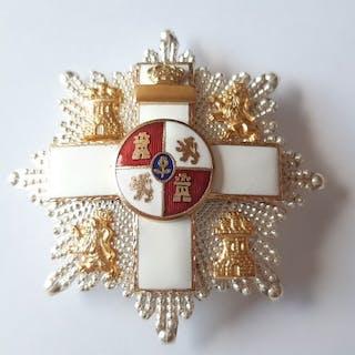 Spanien - Armee/Infanterie - Auszeichnung, Medallie - 1978