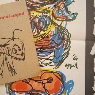 Karel Appel - Palais des Beaux-Arts Bruxelles & Poster...
