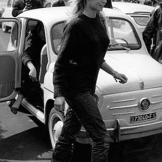 Alberto Durazzi/Dufoto/Sam Levin (1904-1992) - (2x) Brigitte Bardot, 1962/1950