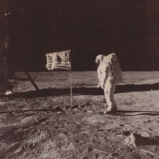 Neil A. Armstrong/NASA/AP- Edwin E