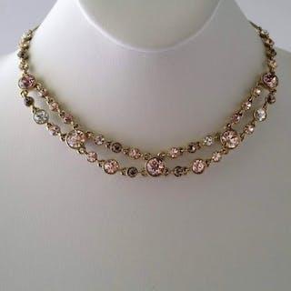 Givenchy Collar de cristal swarovski