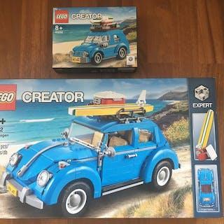 LEGO - Creator Expert - 10252+40252 - Auto Volkswagen...