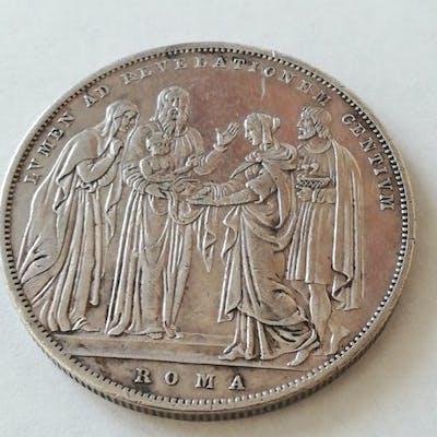 Italia - Stato Pontificio - Scudo 1834 Roma Stato...