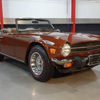 Triumph - TR-6 2.5L Cabriolet - 1976