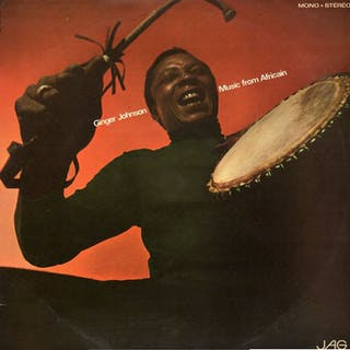 Ginger Johnson and his African Messengers - Music From...