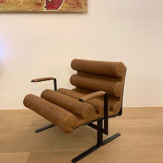 Joe Colombo - Sormani - Armchair (1) - Roll