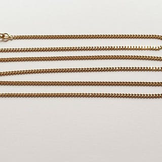 18 carats Or jaune - Collier