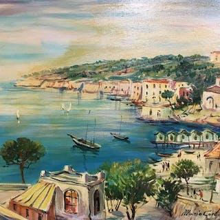 Mario Cortiello (1907-1981) - Ischia