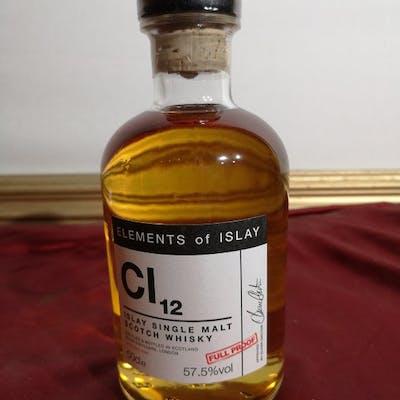 Caol Ila - Elements of Islay CI12 - 50 cl