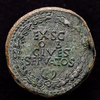 Impero romano - Sestertius - Claudius I (41 - 54 A.D.)