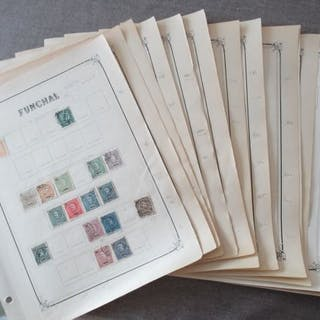 Alte portugiesische Kolonien - Significant collection of stamps