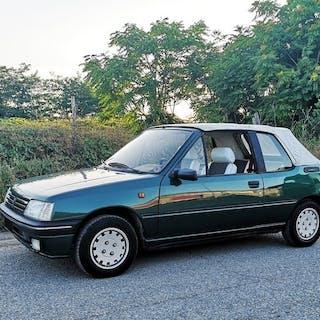 Peugeot - 205 Cabrio Roland Garros - 1994