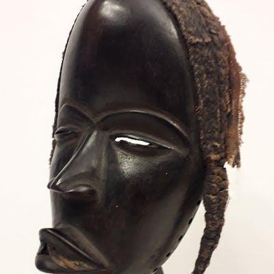 Masque - Bois - Dan - Côte d'Ivoire