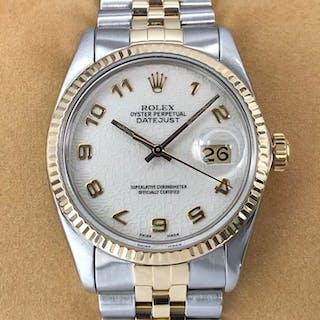 Rolex - Datejust - 16013 - Unisex - 1980-1989