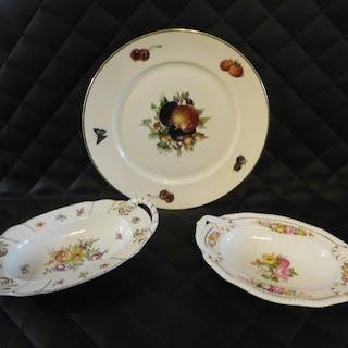 Rosenthal - Piatti - scodelle cerimoniali (3) - Porcellana