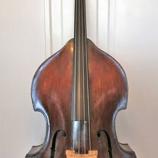 Joseph & Antonius Gagliano - Contrabas 1/2 - Contra bass - Italy - 1714