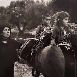 Constantine Manos (1934-) - Kritsa, Crete