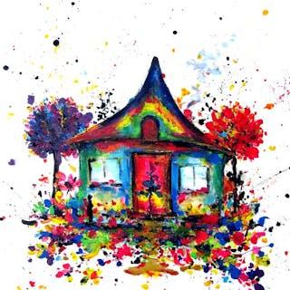 Kspersee - Little House on the Prairie