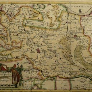 Niederlande, Utrecht; Pieter vander Aa - L'Utrecht (...) - 1701-1720