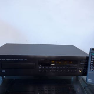 Yamaha - CDX-660 - CD-Player
