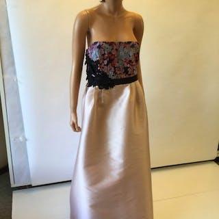 Monique lhuillier - Party dress - Size: EU 42 (IT 46 - ES/FR 42 - DE/NL 40)