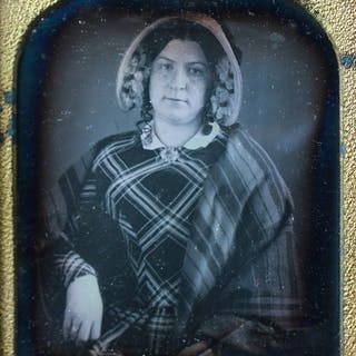 Unknown (19th century)- Set of two daguerreotypes...