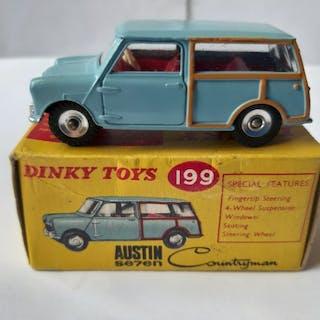 Dinky Toys - 1:43 - Dinky Toys-Austin Se7en Countryman Nr. 199.