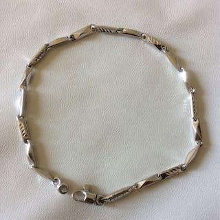 18 kt. White gold - Bracelet