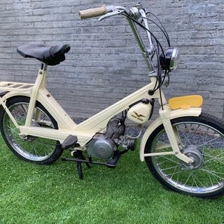 Moto Guzzi - trotter - 49 cc - 1966
