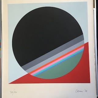 Eugenio Carmi - Untitled