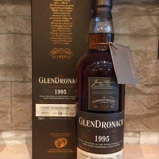 Glendronach 1995 18 years old Single Cask - Original bottling - 70cl