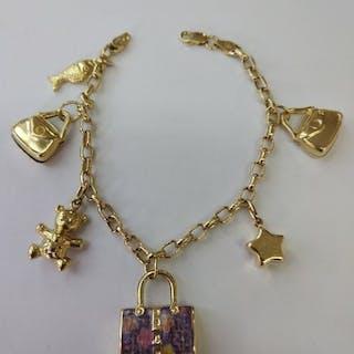 18 kt. Gold - Bracelet