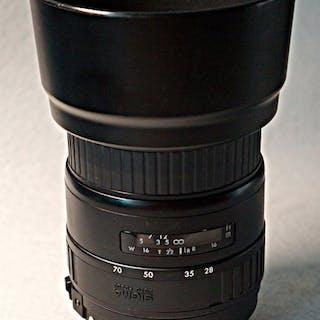 Sigma, Canon AF EOS 2.8 / 28-70