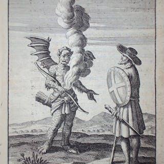 Protestantismus; Johan Bunjan - Christen reize na de eeuwigheit - 1738