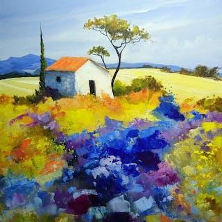 BRUNI - Cabanon de Provence