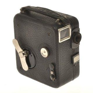 Pathe  Motocamera spring movie camera 9.5mm with 20/3.5 Krauss Trianar, exc++++