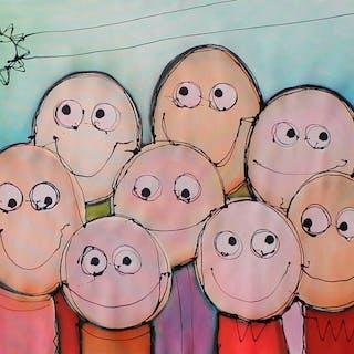 Paul Megens - 'Everyody happy'