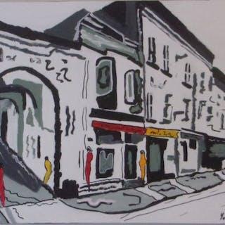 Yves Decaudan - Quai Suffren St Tropez